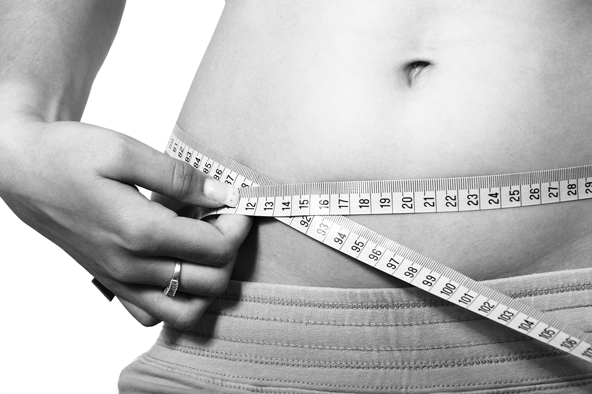 weight gain and car accidents