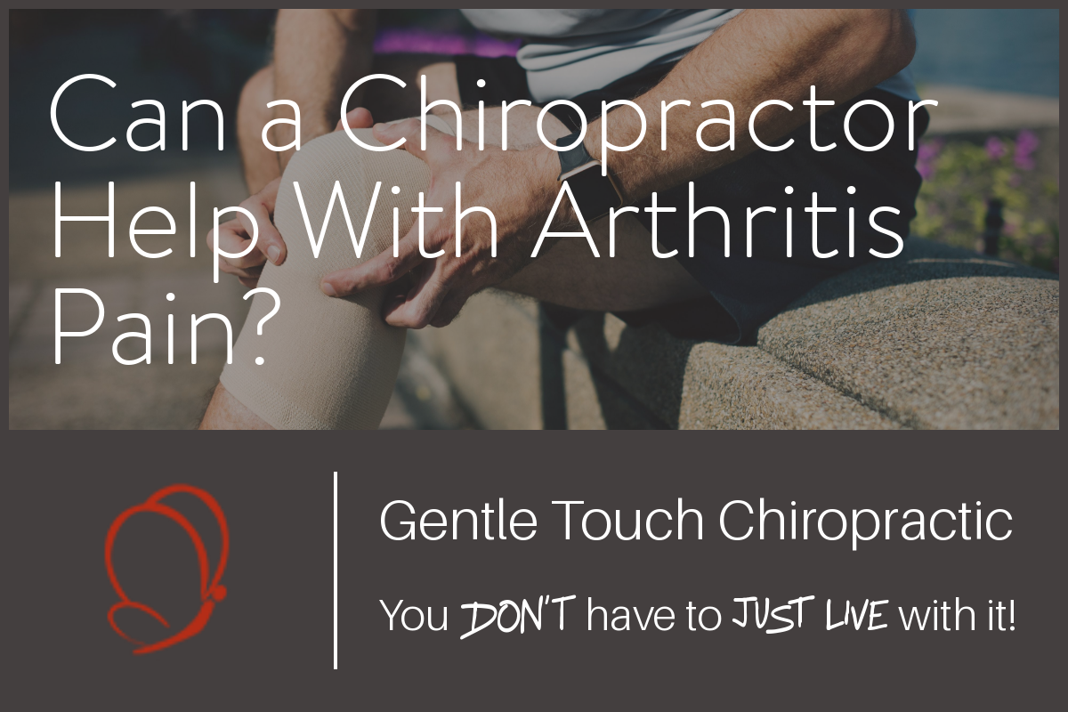 Can a Chiropractor Help With Arthritis Pain
