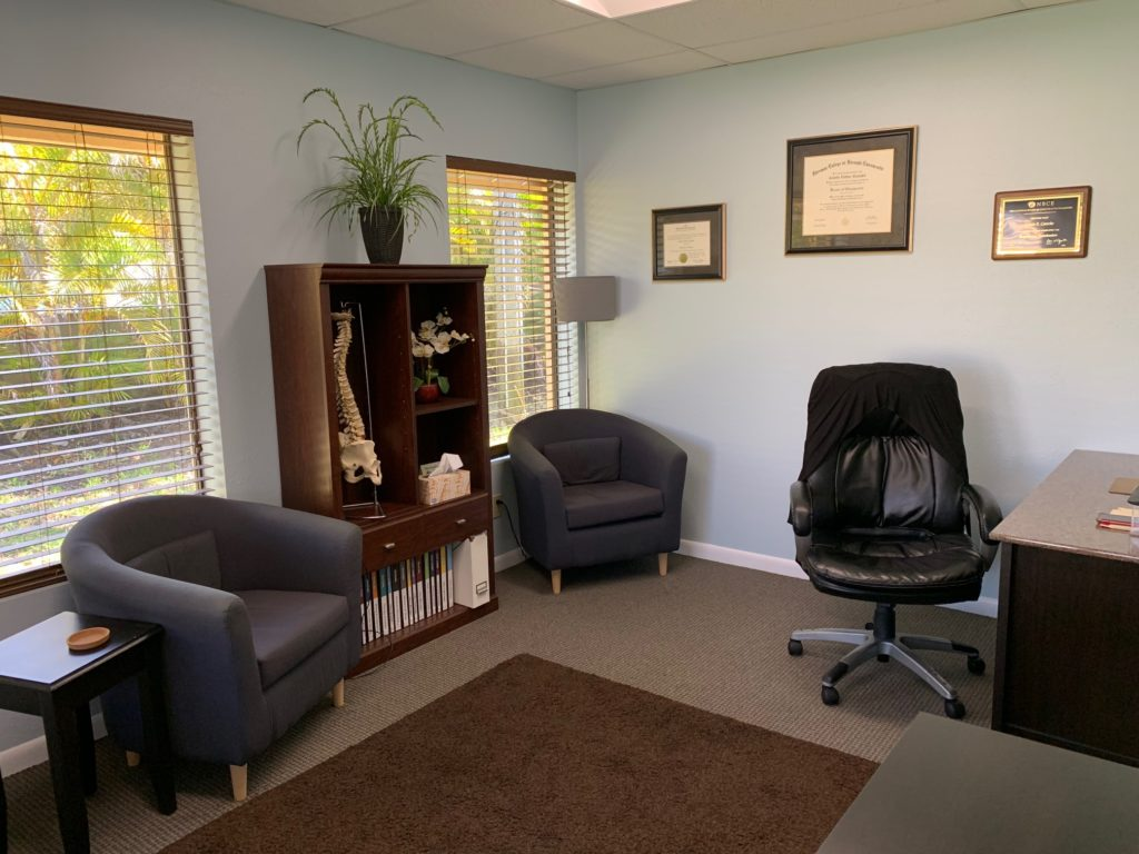 picture of Dr Colette's office